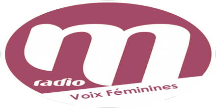 "<span lang =""fr"">M Radio Voix Feminines</span>"