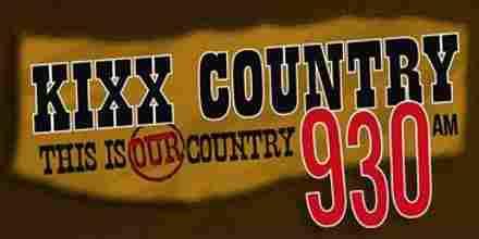 930 KIXX Country