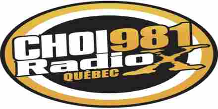 CHOI 98.1 Radio X