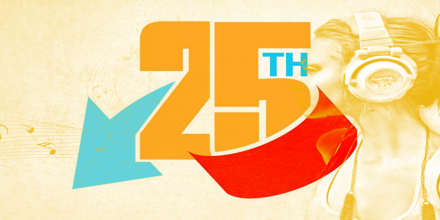 25Abad ke-Radio