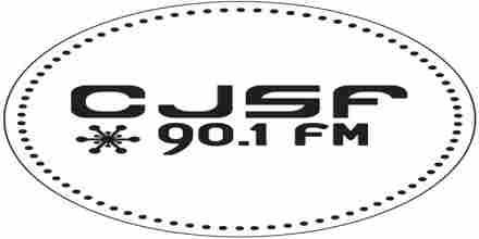 CJSF 90.1 FM