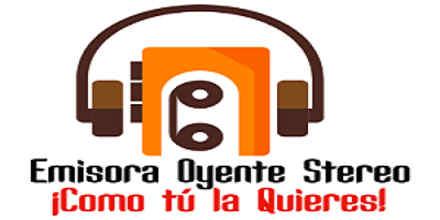 """<span lang =""""es"""">Emisora Oyente Stereo</span>"""