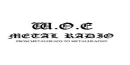 Woe Metal Radio