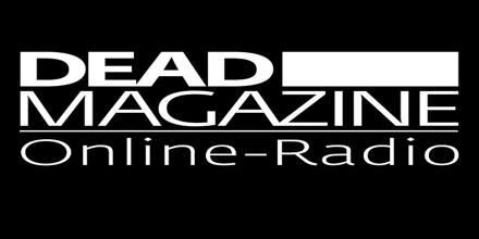 """<span lang =""""de"""">Dead Radio</span>"""