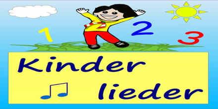 """<span lang =""""de"""">Kinder Lieder 123</span>"""