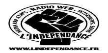 """<span lang =""""fr"""">Lindependance Radio</span>"""