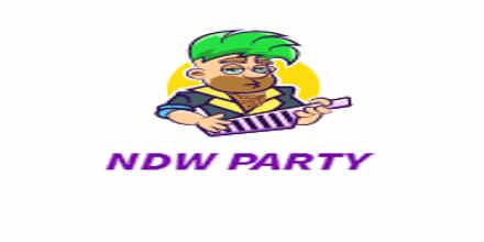 100% NDW Party Vom Feierfreund