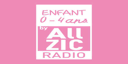 Allzic Radio Enfants 0-4 Ans