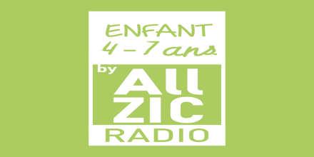 Allzic Radio Enfants 4-7 سنوات