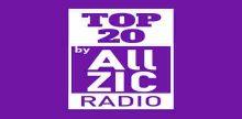 "<span lang =""fr"">Allzic Radio Top 20</span>"
