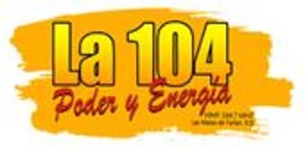 ال 104 FM