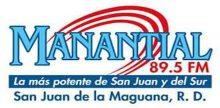Manantial 89.5 FM