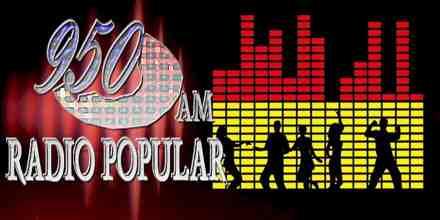 الإذاعة الشعبية 950 AM
