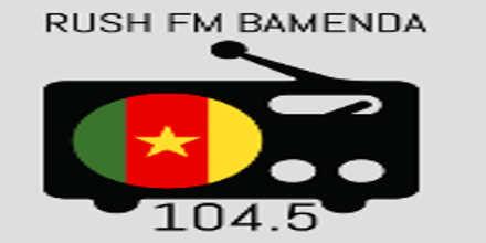 Rush FM 104.5 Bamenda