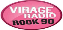 "<span lang =""fr"">Virage Radio Rock 90</span>"