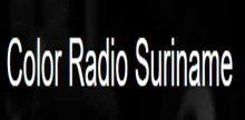 """<span lang =""""nl"""">Color Radio Suriname</span>"""