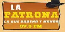 """<span lang =""""es"""">La Patrona 97.3</span>"""