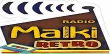 """<span lang =""""es"""">Malki Retro Radio</span>"""
