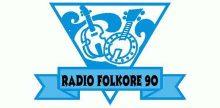 Radio Folklore 90 Online