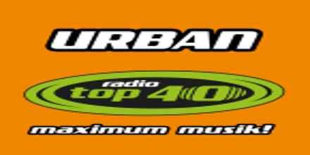 راديو الأعلى 40 الحضري