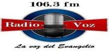 Radio Voz XHEDJ 106.3 FM