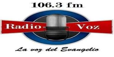 Radio Voz XHEDJ 106.3 FM-