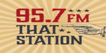 95.7 That Station