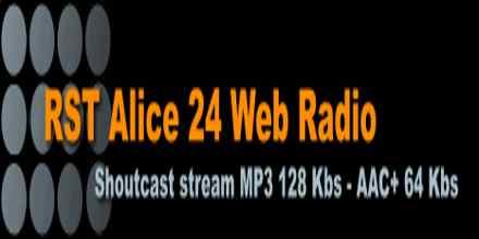 RST Alice 24 راديو ويب
