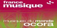 France Musique Musiques du monde Ocora