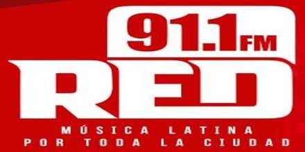 راديو الأحمر 91.1