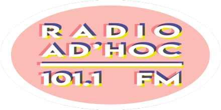 Radio Ad'hoc 101.1 FM