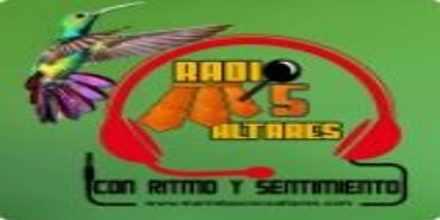 Radio Marimba Cinco Altares