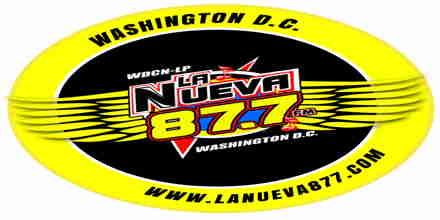 LA NUEVA 87.7 FM