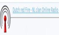 Fuego rojo holandesa