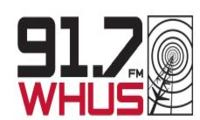 WHUS Radio