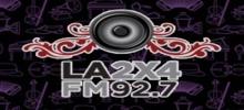 La 2X4 FM 92.7