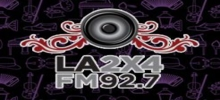 لا 2X4 FM 92.7