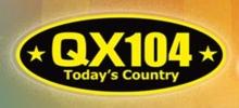 QX 104 FM