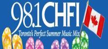 CHFI Radio