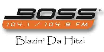 Boss 104.1/9 FM Grenada