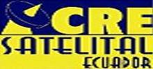 CRE Satellite Ecuador