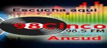 98.5 FM Ancud