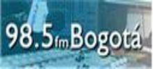 98.5 FM بوغوتا