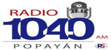Radio 1040 AM Popayan