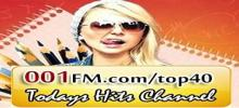 001FM Top 40 Hits