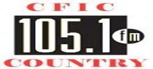 CFIC 105.1 FM