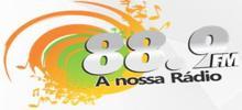 88.9 FM A Nossa Radio