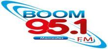 Manizales Boom 95.1 FM