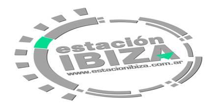 Estacion Ibiza Argentinien