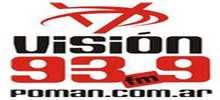 Radio Vision 93.9 Poman
